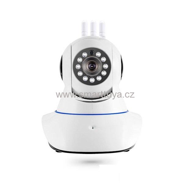 2.0 MPx FULL HD 1080P WiFi otočná IP kamera SMART