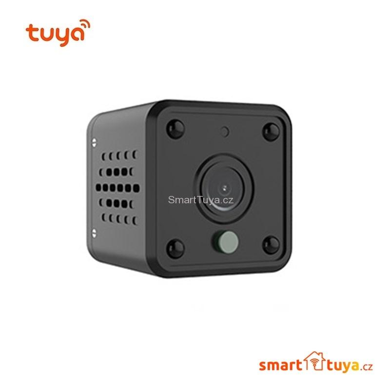 2.0 Mpx WiFi mini IP kamera FULL HD 1080P - TUYA